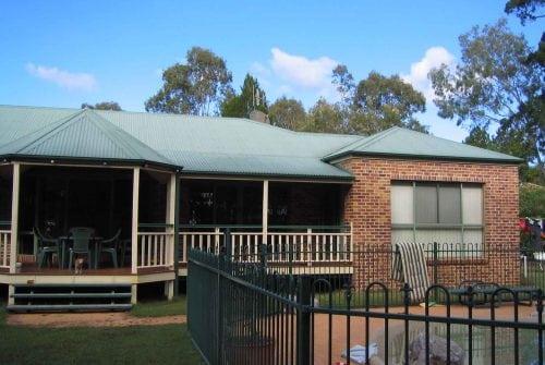 front of house - Custom built home Hervey Bay - Steve Bagnall Homes