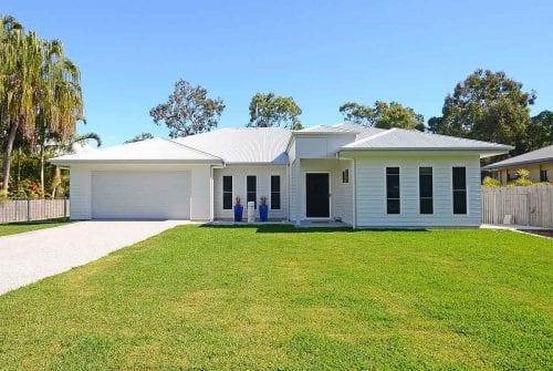 gorgeous white Custom built home Hervey Bay - Steve Bagnall Homes