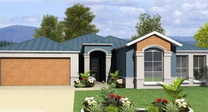 Ambassador home plan Hervey Bay - Steve Bagnall Homes