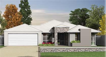 Accolade design home - home Hervey Bay - Steve Bagnall Homes