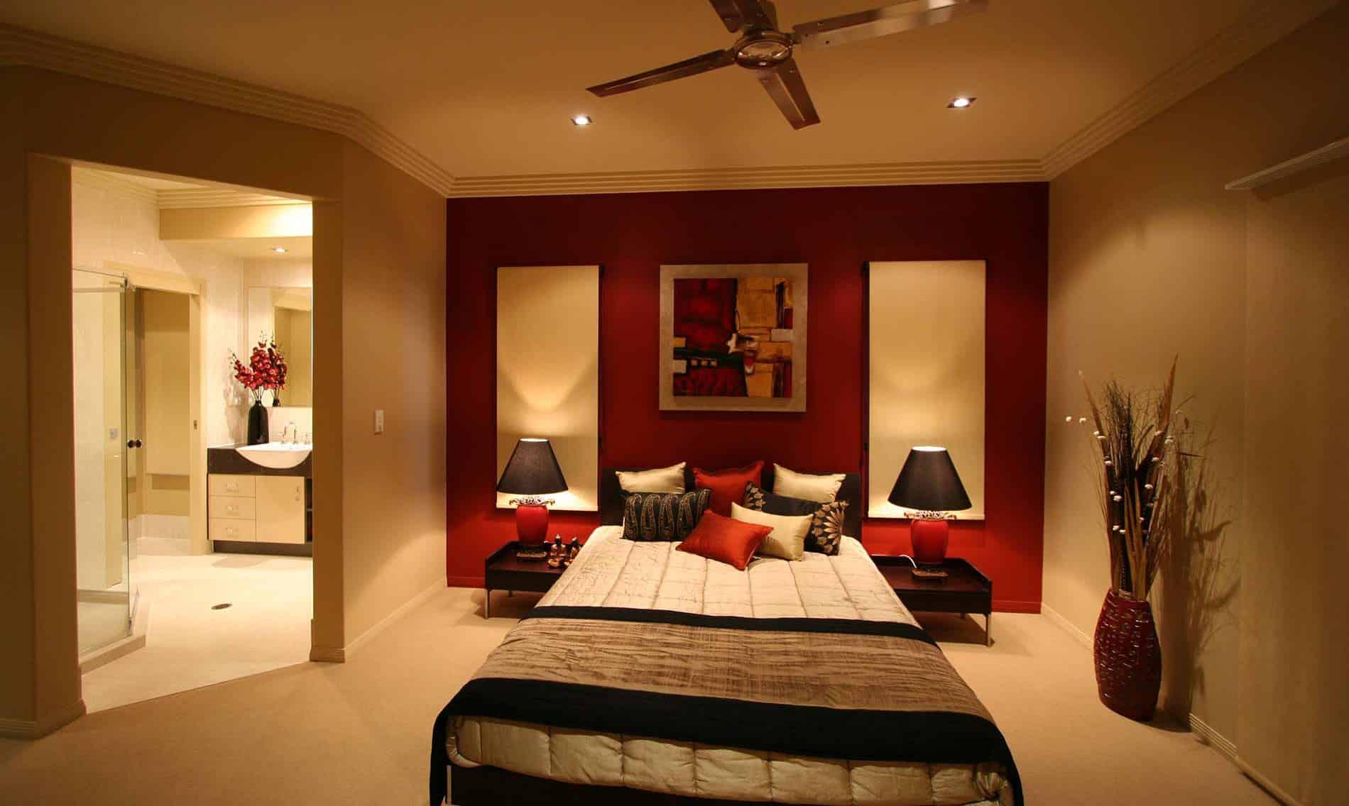 Atlantis Bedroom - Atlantis custom-built home in Hervey Bay