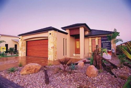Steve Bagnall display home - Custom-built home Hervey Bay