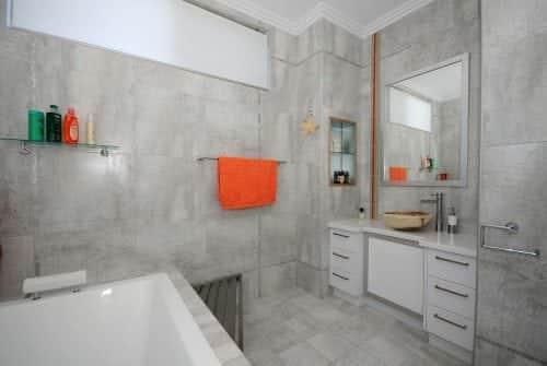 Bathroom - Custom built home Hervey Bay - Steve Bagnall Homes