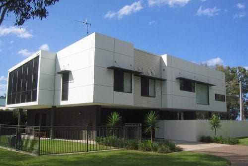 beautiful square home - Custom built home Hervey Bay - Steve Bagnall Homes