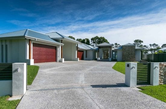 Gallery header image - large custom-built house Hervey Bay